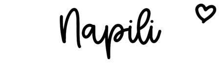 About the baby nameNapili, at Click Baby Names.com