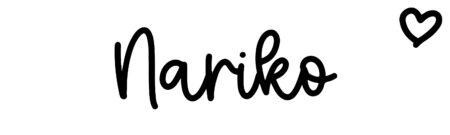 About the baby nameNariko, at Click Baby Names.com