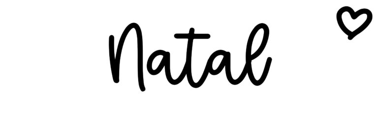 About the baby nameNatal, at Click Baby Names.com