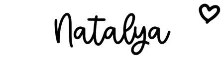About the baby nameNatalya, at Click Baby Names.com