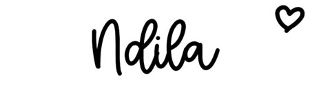 About the baby nameNdila, at Click Baby Names.com