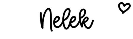 About the baby nameNelek, at Click Baby Names.com