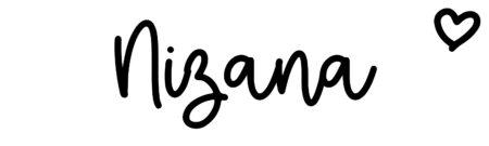 About the baby nameNizana, at Click Baby Names.com