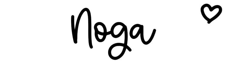 About the baby nameNoga, at Click Baby Names.com