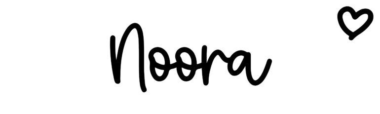 About the baby nameNoora, at Click Baby Names.com