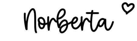 About the baby nameNorberta, at Click Baby Names.com