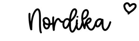 About the baby nameNordika, at Click Baby Names.com