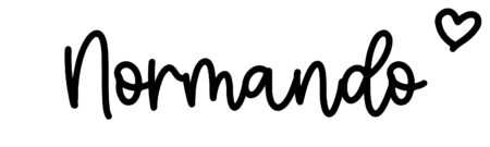 About the baby nameNormando, at Click Baby Names.com