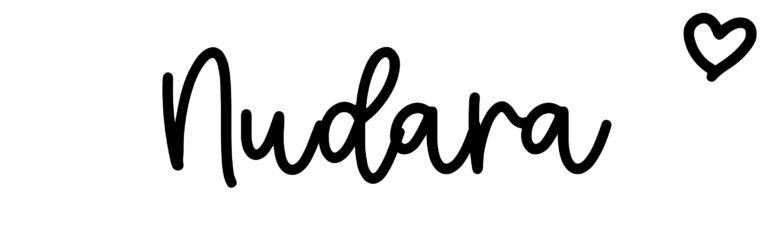About the baby nameNudara, at Click Baby Names.com