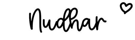 About the baby nameNudhar, at Click Baby Names.com