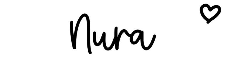 About the baby nameNura, at Click Baby Names.com