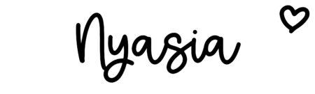 About the baby nameNyasia, at Click Baby Names.com