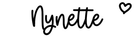 About the baby nameNynette, at Click Baby Names.com