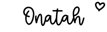About the baby nameOnatah, at Click Baby Names.com