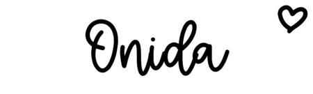 About the baby nameOnida, at Click Baby Names.com