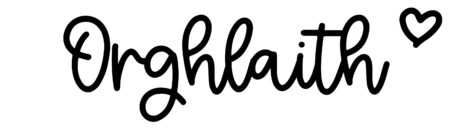 About the baby nameOrghlaith, at Click Baby Names.com