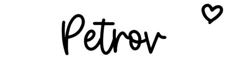 About the baby name Petrov, at Click Baby Names.com