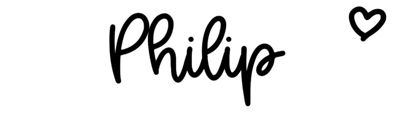 About the baby namePhilip, at Click Baby Names.com