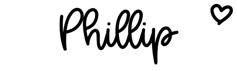About the baby namePhillip, at Click Baby Names.com