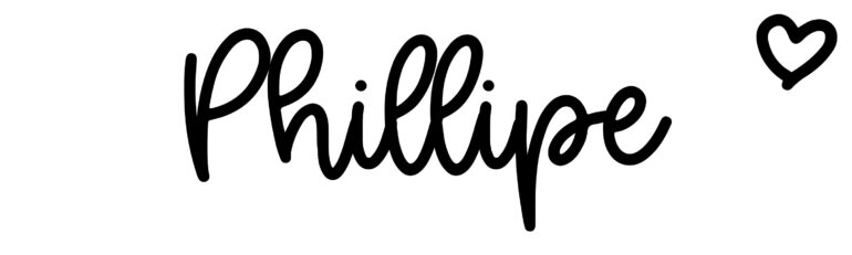 About the baby namePhillipe, at Click Baby Names.com