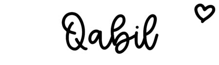 About the baby name Qabil, at Click Baby Names.com
