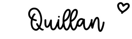 About the baby name Quillan, at Click Baby Names.com