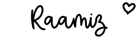 About the baby nameRaamiz, at Click Baby Names.com