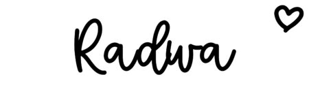 About the baby nameRadwa, at Click Baby Names.com