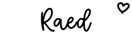 About the baby name Raed, at Click Baby Names.com