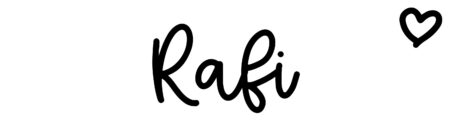 About the baby name Rafi, at Click Baby Names.com