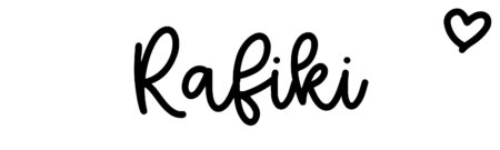 About the baby nameRafiki, at Click Baby Names.com