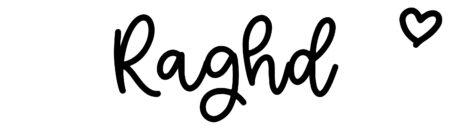 About the baby nameRaghd, at Click Baby Names.com