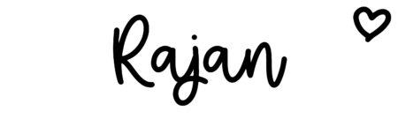About the baby nameRajan, at Click Baby Names.com