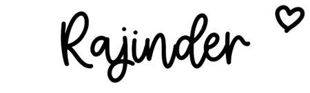 About the baby nameRajinder, at Click Baby Names.com