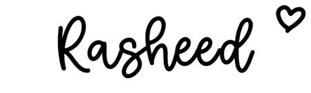 About the baby nameRasheed, at Click Baby Names.com