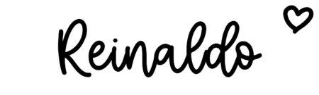 About the baby nameReinaldo, at Click Baby Names.com