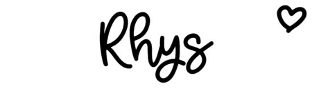 About the baby name Rhys, at Click Baby Names.com