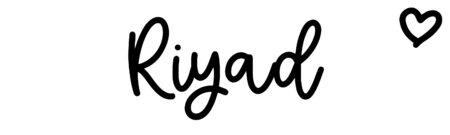 About the baby nameRiyad, at Click Baby Names.com
