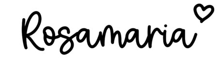 About the baby nameRosamaria, at Click Baby Names.com