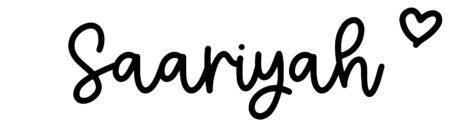 About the baby nameSaariyah, at Click Baby Names.com