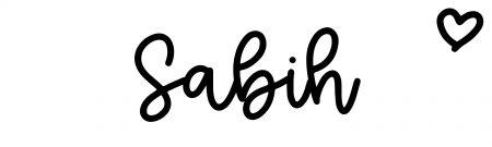 About the baby nameSabih, at Click Baby Names.com