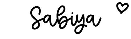 About the baby nameSabiya, at Click Baby Names.com