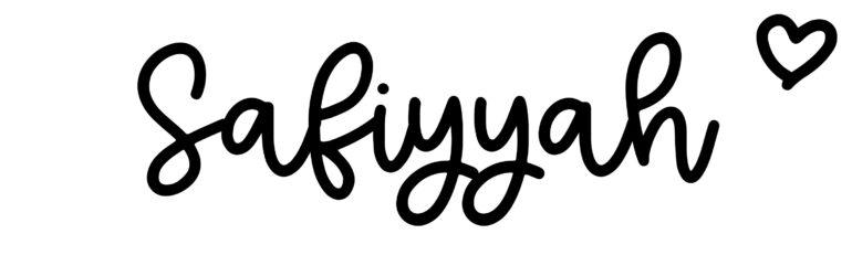 About the baby nameSafiyyah, at Click Baby Names.com