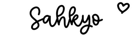 About the baby nameSahkyo, at Click Baby Names.com