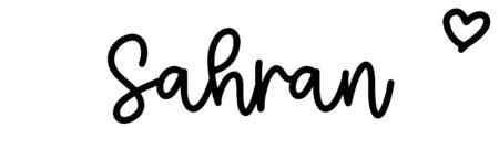 About the baby nameSahran, at Click Baby Names.com