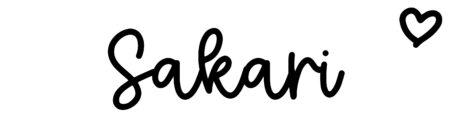 About the baby nameSakari, at Click Baby Names.com
