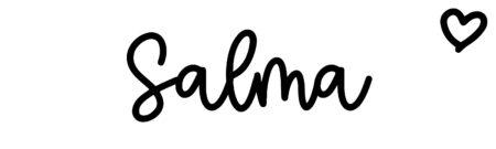 About the baby nameSalma, at Click Baby Names.com