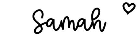 About the baby nameSamah, at Click Baby Names.com