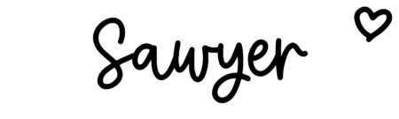 About the baby nameSawyer, at Click Baby Names.com