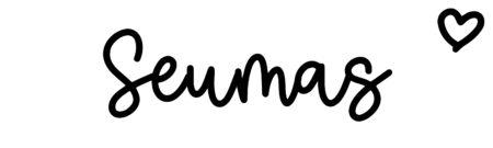 About the baby nameSeumas, at Click Baby Names.com